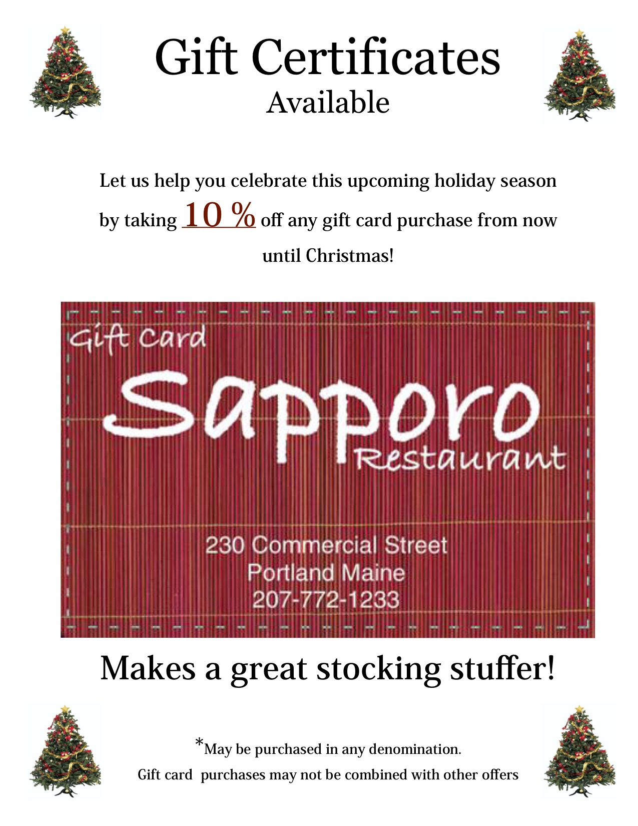 sapporo restaurant home page